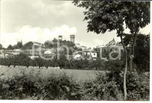1960 ca VOLTA MANTOVANA (MN) Panorama della città *Cartolina FG NV