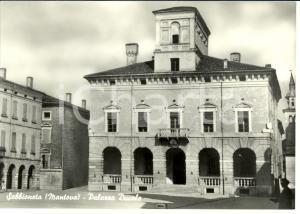 1960 ca SABBIONETA (MN) Palazzo Ducale *Cartolina FG NV