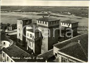 1952 MANTOVA Castello S. Giorgio *Cartolina postale FG VG