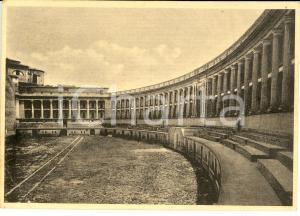 1938 MACERATA Interno dello Sferisterio *Cartolina postale FG VG