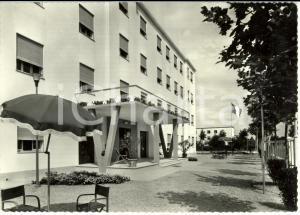 1963 CESENATICO (FC) Veduta della colonia ETTORE MOTTA *Cartolina FG VG