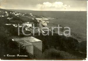 1963 TRICASE (LE) Scorcio panoramico sul mare *Cartolina FG VG