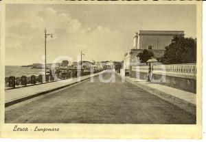 1941 CASTRIGNANO DEL CAPO (LE) Frazione SANTA MARIA DI LEUCA Scorcio lungomare