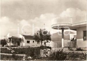 1960 VIAGRANDE (CT) Villaggio Turistico MADONNA DEGLI ULIVI Animata FG VG