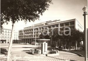 1957 CATANIA Panorama con Grande Albergo EXCELSIOR *Cartolina animata FG VG
