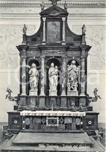 1956 VIBO VALENTIA (VV) Trittico del GAGGINI *Cartolina postale FG VG