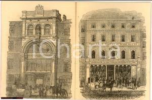 1850 ELIAS MOSES & SON The Pride of London, a poem