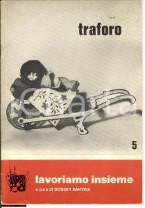 1975 MONZA MI Centro MAMMA RITA Santina DONGHI Traforo