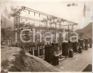 1925 SONICO (BS) SOTTOSTAZIONE DI TRASFORMAZIONE foto
