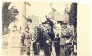 1925 TRIPOLI Luigi FEDERZONI decorazioni contro ribelli