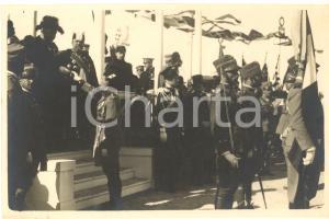 1925 ca TRIPOLI Luigi FEDERZONI premia eroe fascista
