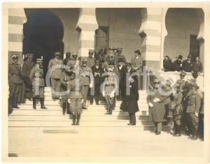 1926 BENGASI FEDERZONI decora comandante legione ZUETIN