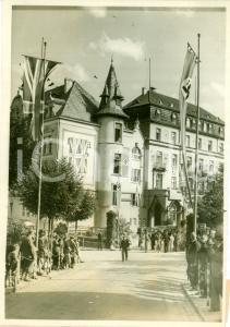 1938 BONN Il Rheinhotel DREESEN per incontro tra CHAMBERLAIN e HITLER - Foto