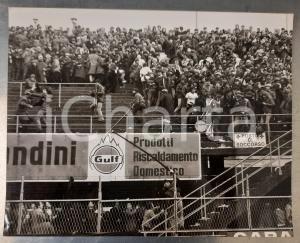 1980 ca CALCIO SERIE A Violenti scontri tra tifosi sugli spalti *Foto 22x30 cm