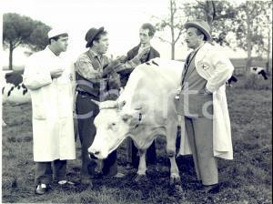1961 GLI INCENSURATI Foto di scena DE FILIPPO TOGNAZZI