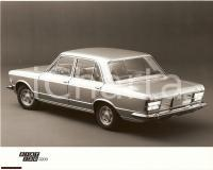 1969 FIAT 130 3200 Foto pubblicitaria seriale