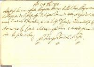 1800 CASTELFRANCO DI SOTTO (PI) Lucrezia DE DONIN vita