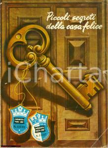 1953 MILANO La casa felice Commissione tutela LINO