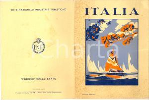 1930 ITALIA Guida a cura di ENIT e Ferrovie dello Stato
