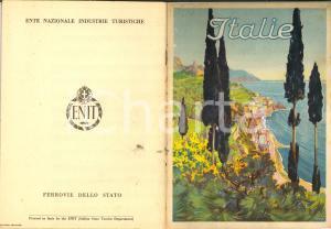 1930 ITALIE Guida a cura di ENIT e Ferrovie dello Stato