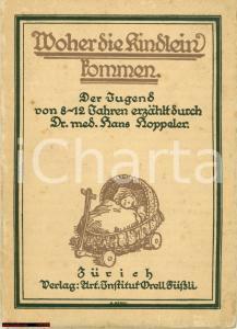 1916 Hans HOPPELER Woher die Kindlein Kommen