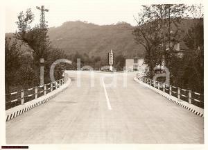 1933 Borzonasca Strada Temossi Borgonuovo Carasco *Foto