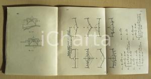1935 A. I. R. Regolamento per il collaudo statico dei velivoli AERONAUTICA