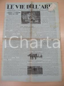 1934 LE VIE DELL'ARIA L'aeronautica come forza militare della Nazione *Giornale