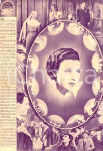 1936 LA DONNA FATALE Fatal lady Mary ELLIS Walter PIDGEON Movie *Volantino