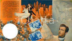 1937 FOLLIE DI BROADWAY Broadway melody Robert TAYLOR Eleanor POWELL *Volantino