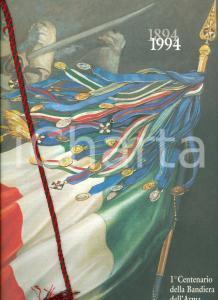 1994 ARMA CARABINIERI Calendario illustrato per centenario Bandiera