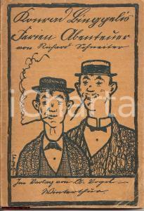 1920 Richard Schneiter Avventure di Konrad Binggelis