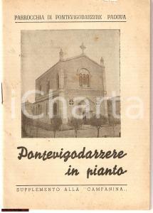 1946 PONTEVIGODARZERE (PADOVA) Nicolò Antonio FINCO