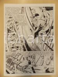 1996 CRONONAUTI 5 Luciano BERNASCONI Marinai salgono a bordo del veliero *Tavola