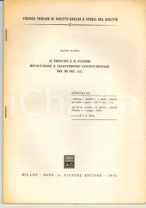 1976 Mario MAZZA Il principe e il potere nel III sec. d. C.