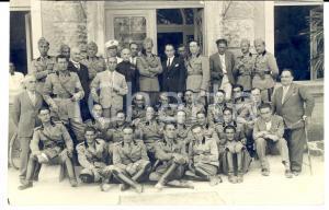 1934 PADOVA Militari 5° Reggimento CONTRAEREI AUTOCAMPALE Scuola di tiro *Foto