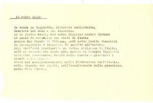 1948 TOGLIATTI Il nuovo credo, propaganda anticomunista