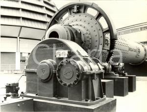 1964 MILANO Ing. V. FACHINI Forno combinato da cemento BREDA Fucine *FOTOGRAFIA