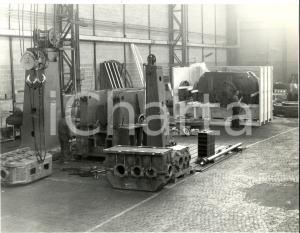 1967 RHO (MI) Ditta Ing. V. FACHINI Alesatrice montante mobile CONTI *FOTOGRAFIA