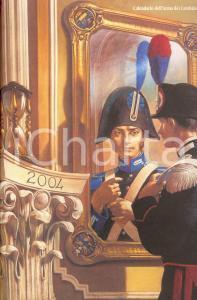 2004 ARMA CARABINIERI Calendario illustrato 190° Anniversario dell'istituzione