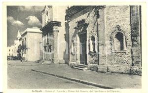 1930 ca GALLIPOLI (LE) Chiese del ROSARIO CROCIFISSO ASSUNTA riviera di Ponente