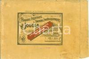 1910 ca PARIS Société Joseph JOUGLA Pellicules Papiers Photographiques *Busta