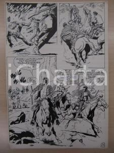 1990 BD WESTERN FRANCE BILLY BOYD N° 2 El Cobra! tav.25 Original BERNASCONI LUBE