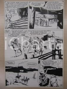 1990 BD WESTERN FRANCE BILLY BOYD N° 2 El Cobra! tav.29 Original BERNASCONI LUBE