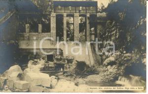 1913 Cellina (PN) Diga del CELLINA vista valle *Cartolina FP VG