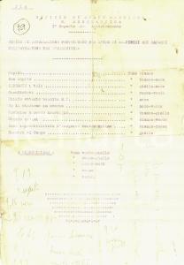 1931 VERMIGLIO (TN) Nuovi codici segnalazione per Aviazione CANTONIERA TONALE