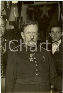 1905 ca Don Valeriano WEYLER capitano generale esercito spagnolo *Fotografia