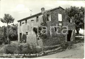 1974 CORINALDO (AN) La casa natale di Santa MARIA GORETTI *Cartolina FG VG