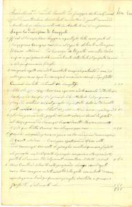 1876 MONTESCHENO (VB) Inventario dei beni stabili del fu Giuseppe Antonio COMINA
