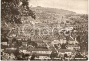 1957 CASTEL SAN NICCOLO' (AR) Frazione STRADA IN CASENTINO Panorama *Cartolina